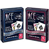 Ace Authentic 100 Percent Plastic Playing Cards