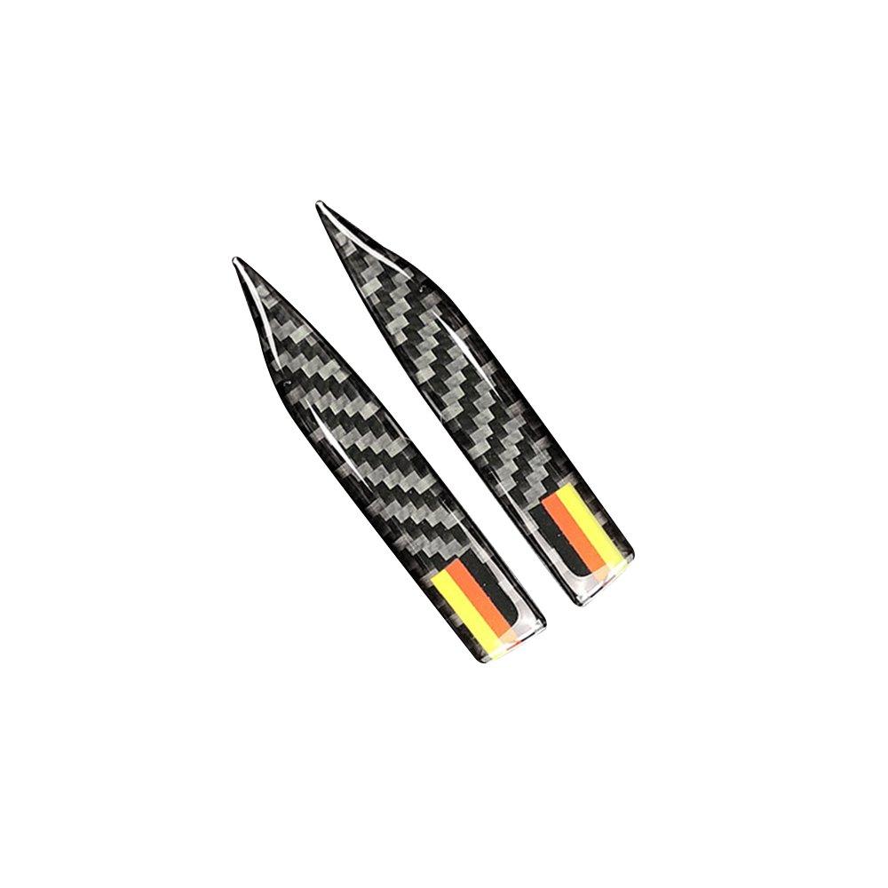 Walmeck Specchietto retrovisore Strisce anti-sfregamento Pellicola protettiva anti-collisione per BWM E90 E60 F30 F34 F10 F20 x1 x3 x4 x5 x6