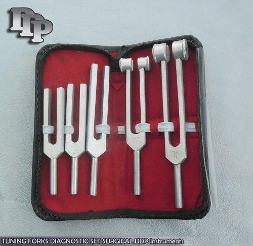 Tuning Forks Set ENT Diagnostic Medical Surgical DDP Instruments