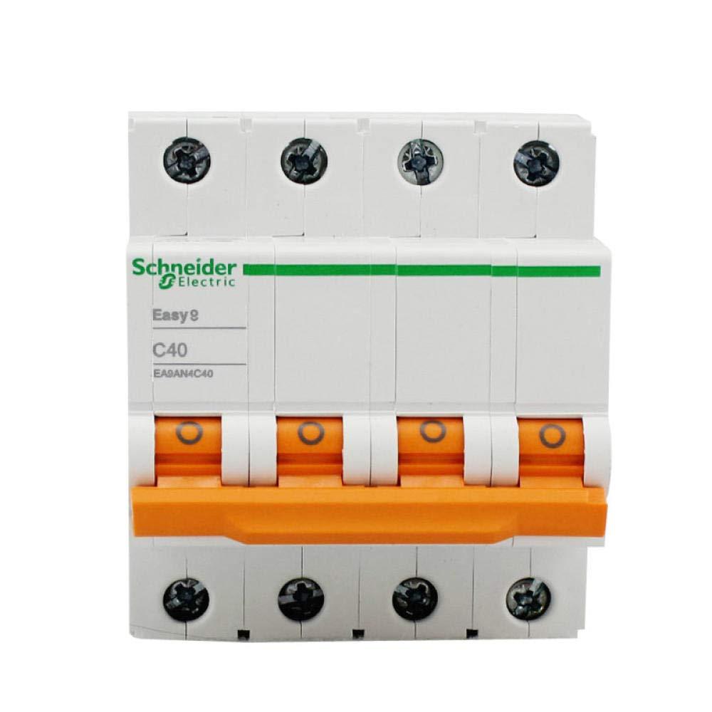 Interruptor Abierto Puerta 4P Interruptor Trif/ásico De Aire De Cuatro Cables 4P Abierto 40A