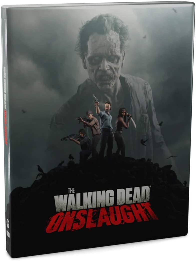 Avance - The Walking Dead: Onslaught - Survivors Edition (PlayStation 4)