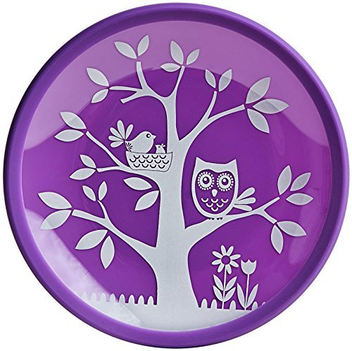 UPC 855454003356, Brinware It's a Hoot Glass Dish - Purple