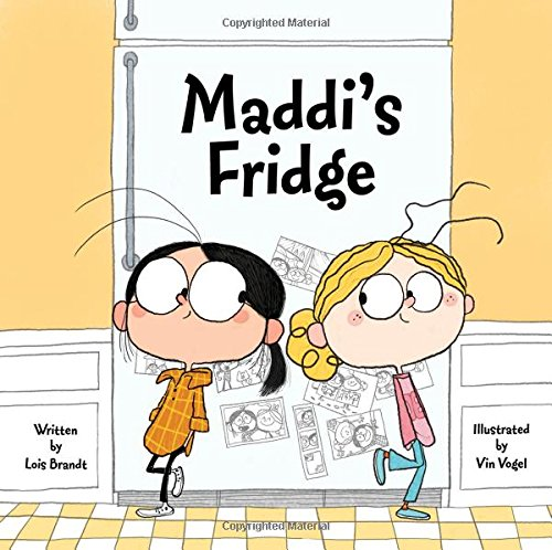 Book Cover: Maddi's Fridge