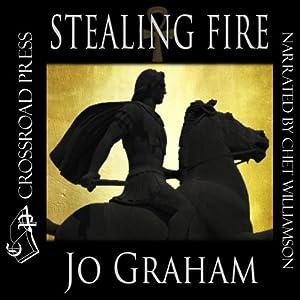 Stealing Fire Audiobook