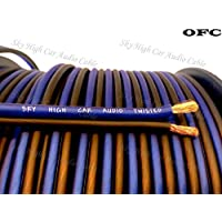 400 feet OFC TRUE 14 Gauge AWG Oxygen Free Copper Speaker Wire Car Home Audio