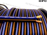 400' feet OFC TRUE 14 Gauge AWG Oxygen Free Copper Speaker Wire Car Home Audio