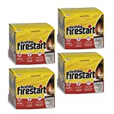 Duraflame 1244 Firestart Firelighters, 12-Pack (4 Pack)
