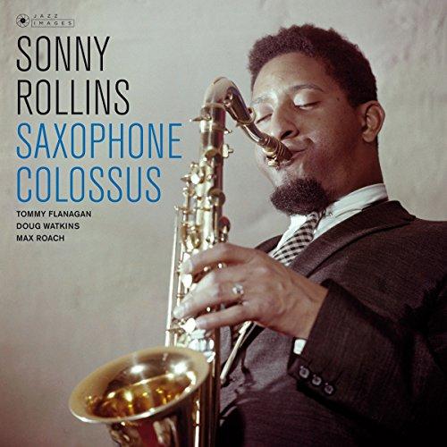 Vinilo : Sonny Rollins - Saxophone Colossus (Gatefold LP Jacket, 180 Gram Vinyl, Spain - Import)