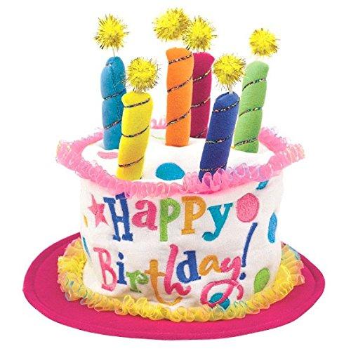 (Birthday Cake Party Hat)