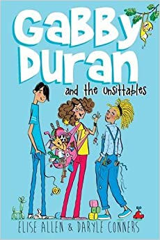 Gabby Duran and the Unsittables: Elise Allen, Daryle Conners
