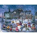 "Ravensburger ""Winter Magic"" Special Edition Pauline Paquin - 1000 Piece Puzzle"