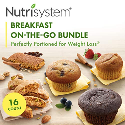 (Nutrisystem ® Breakfast-On-The-Go-Bundle, 16ct)