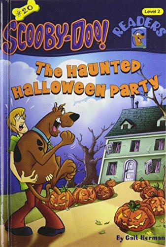 The Haunted Halloween Party (Scooby-Doo Reader)]()