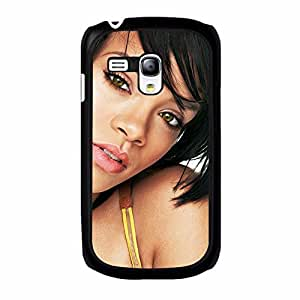 Hot Design Rihanna Phone Case Cover For Samsung Galaxy S3 mini Rihanna Lovely Design