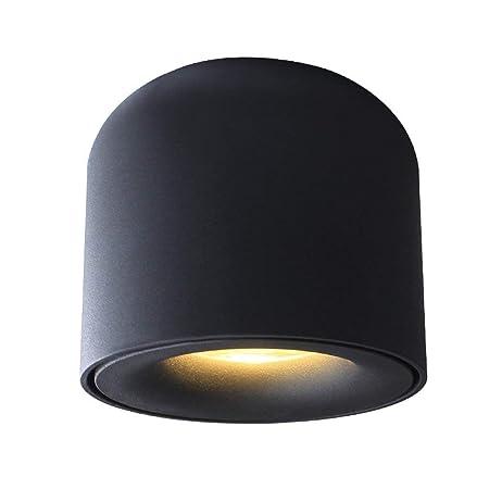 LED 5W 7W Fregado de aluminio completo Representación en color de ...