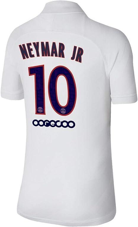 FC Kits PSG 2019/2020 Neymar JR #10 Camiseta de fútbol de París ...
