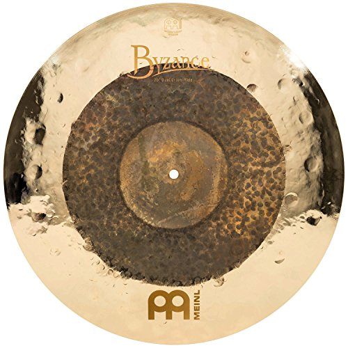 Meinl Cymbals B20DUCR Byzance Extra Dry 20-Inch Dual Crash/Ride Cymbal (VIDEO) ()