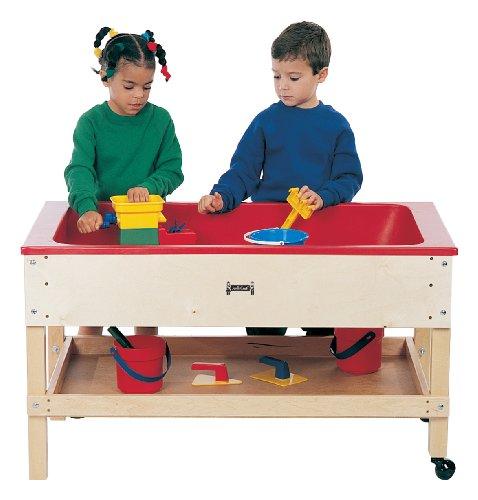 JonTi CrafT 2856JC Sensory Table with Shelf
