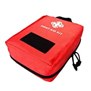 FITYLE 1000D Nylon Waterproof First Aid Empty Kit Bag Travel Camping Sport Medic Emergency Survival Outdoor