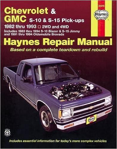2004 chevy trailblazer repair manual free download