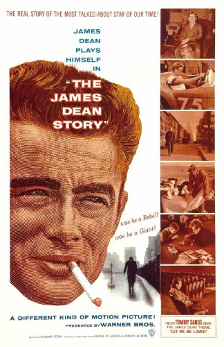 the-james-dean-story