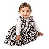 baby deedee Sleep Nest Tee Baby Sleeping Bag, Lucky Trunks, Large (18-36 Months)