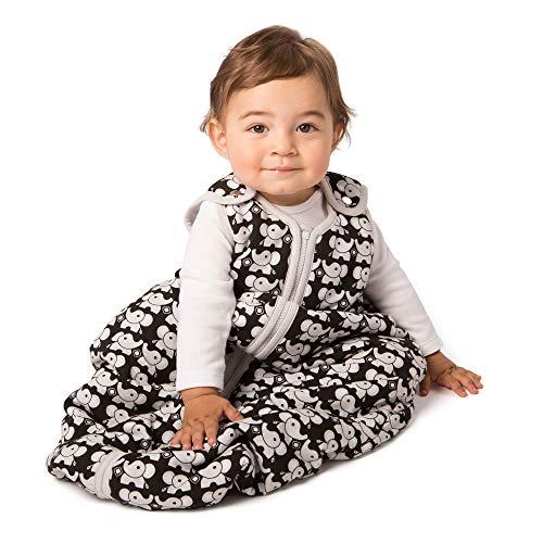 baby deedee Sleep Nest Tee Baby Sleeping Bag, Lucky Trunks, Large (18-36 Months) ()
