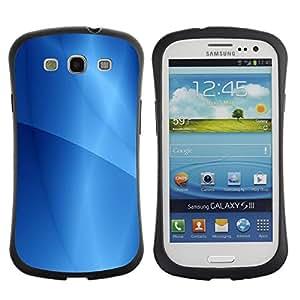 Suave TPU GEL Carcasa Funda Silicona Blando Estuche Caso de protección (para) Samsung Galaxy S3 I9300 / CECELL Phone case / / Ubuntu Pattern Lines Water /