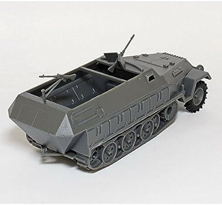 grey Airfix compatible 1//32 scale German Hanomag Halftrack