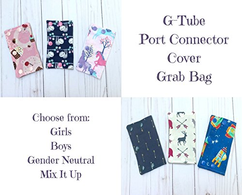 (G-Tube Port Connector Cover Grab Bag)