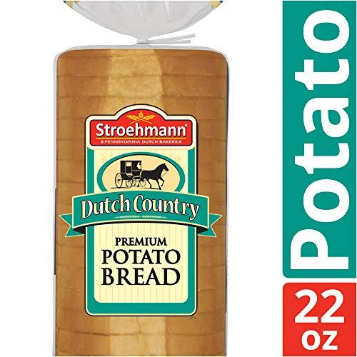 Stroehmann, Dutch Country Potato Bread, 22 - Bread Dutch