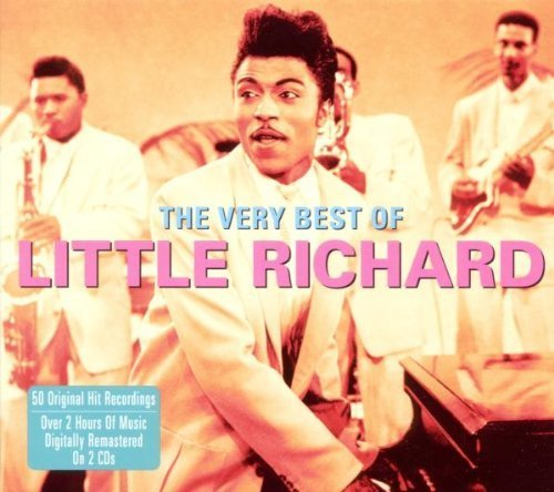 The Very Best of Little Richard by LITTLE RICHARD (2013-05-04)