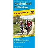 Hopfenland Hallertau: Radkarte mit Ausflugszielen, Einkehr- & Freizeittipps, wetterfest, reißfest, abwischbar, GPS-genau. 1:100000 (Radkarte / RK)