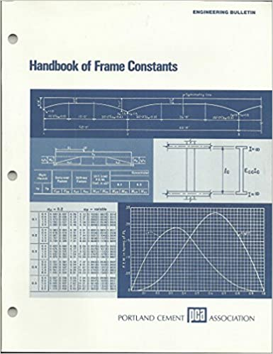 Handbook of frame constants portland cement association beam handbook of frame constants portland cement association beam factors and moment coefficients for members of variable section amazon books fandeluxe Gallery