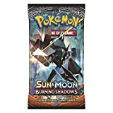 Pokemon Burning Shadows 1 Booster