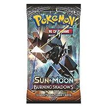 Pokemon Burning Shadows 1 Booster