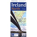 Holiday Map North 2011 (Irish Maps, Atlases and Guides)