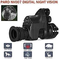 Pard NV007 Red Dot Sights Lunettes de Vision Nocturne pour la Chasse avec Vision Nocturne Infrarouge 5 W