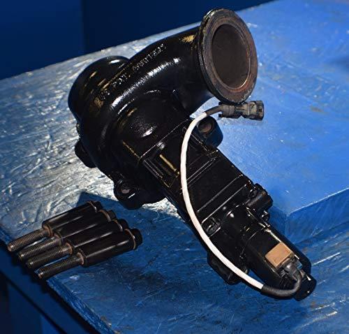 MACK MP8 VOLVO D13 ENGINE EGR VALVE 6601821 / P22721861 NO CORE -> 10484