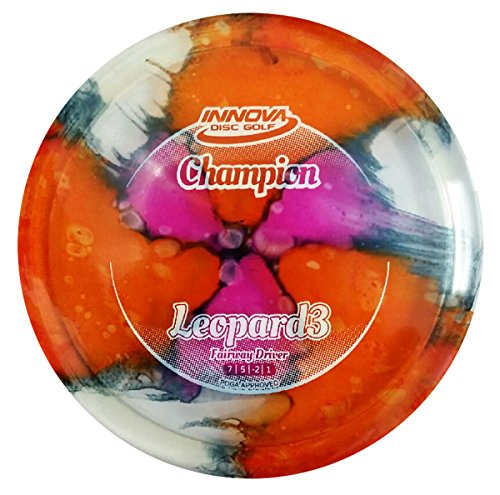 (Innova I-Dyed Champion Leopard3 (ASSORTED COLORS & DESIGNS) (170-175 grams))