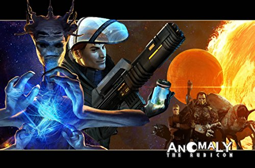 - Anomaly: The Rubicon