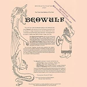 Beowulf, Part I Radio/TV Program