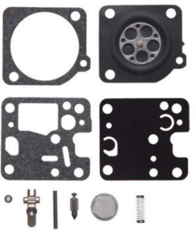 PROVEN PART Replacement Carburetor Gasket and Diaphram Repair kit RB-123