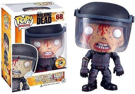 1 X Funko POP! Walking Dead 2013 SDCC San Diego Comic-Con Ex