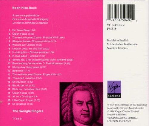 Bach Hits Back