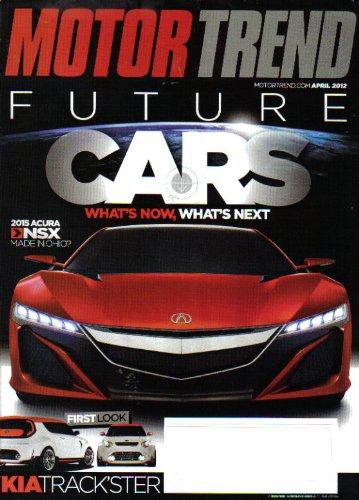 Motor Trend Magazine April 2012