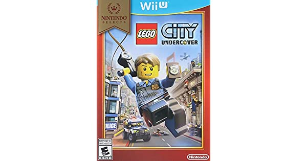 Amazon Com Nintendo Selects Lego City Undercover Wii U Video Games