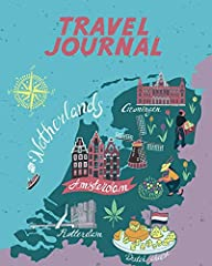 This kids travel journal is a fun resource which children of all ages will enjoy! This lovely interactive book is ready to be customised to record all the amazing memories of holidays and summer vacations. Create a keepsake whic...