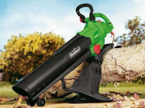 Flora Best 3 en 1 aspirador soplador ventilador FLB 2500 A1: Amazon.es: Jardín