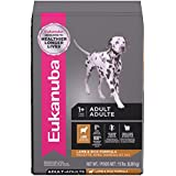 Eukanuba Adult Lamb and Rice Formula Dog Food 15 Pounds